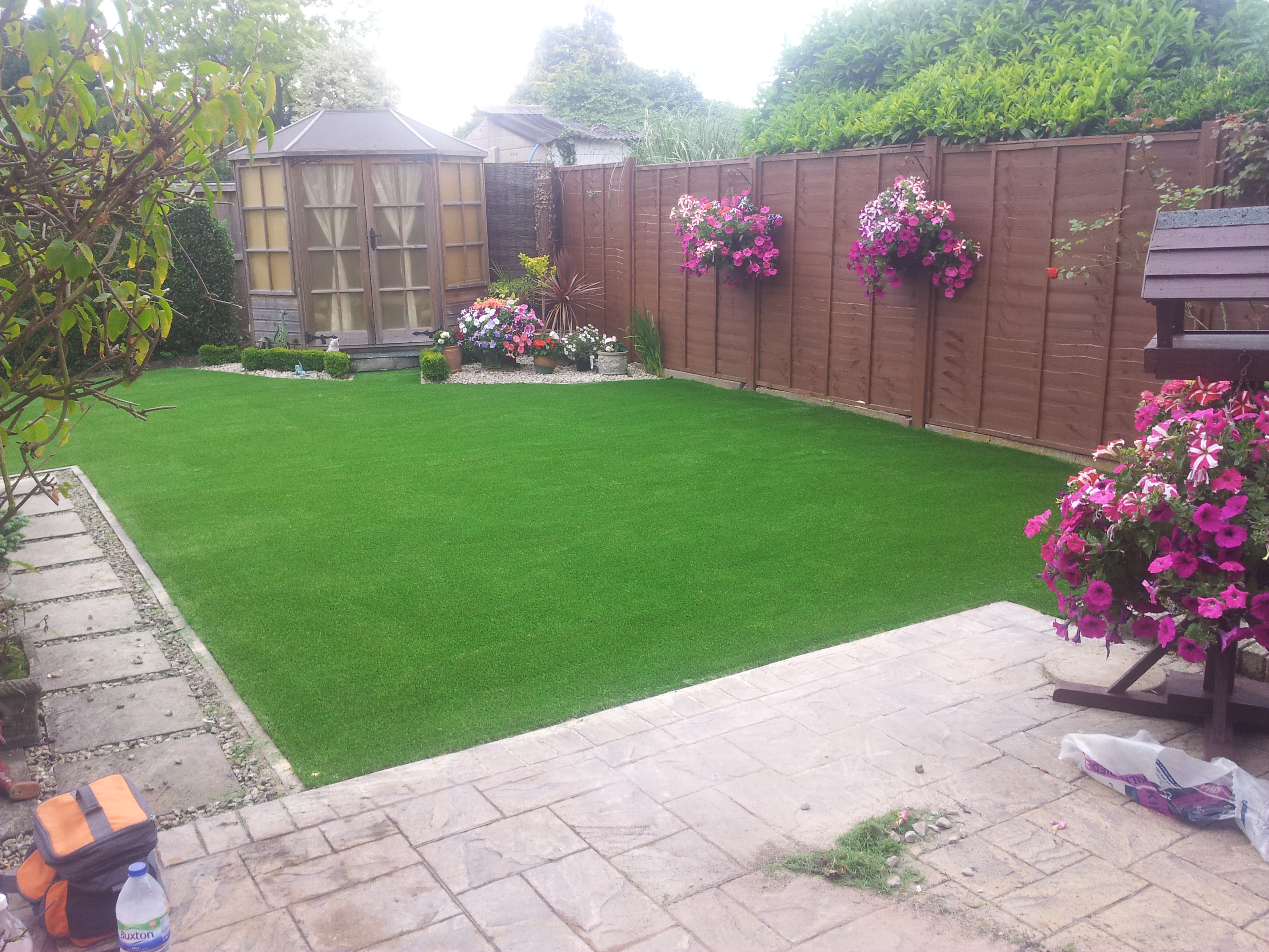 Artificial Grass Installation Old Windsor Berkshire