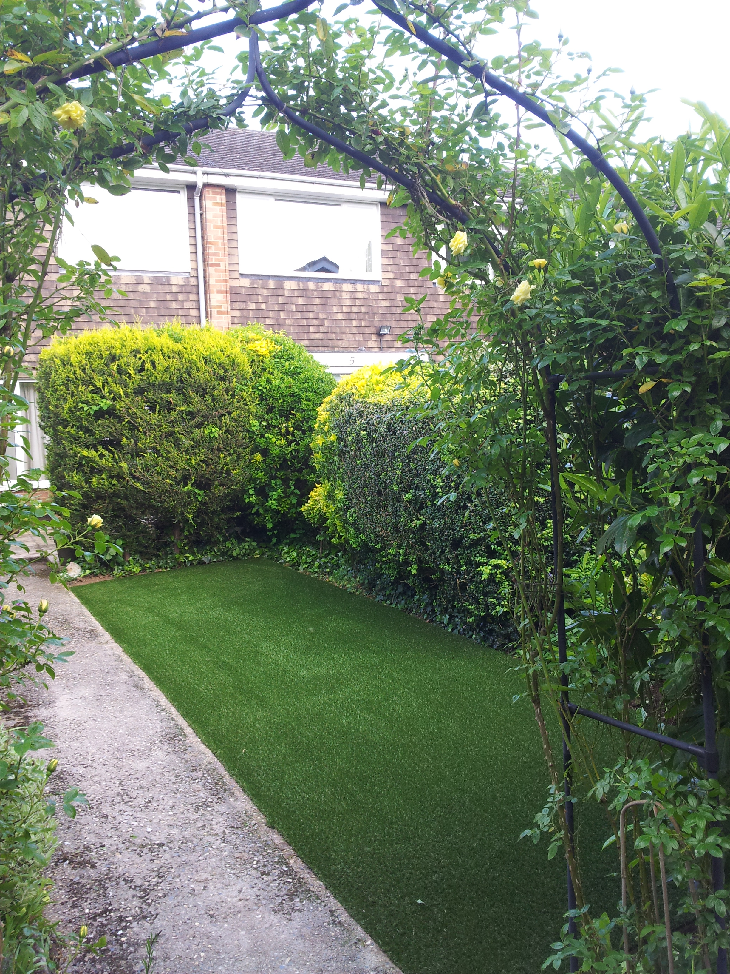 Artificial Grass Bray